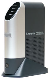 The Linksys NSLU2