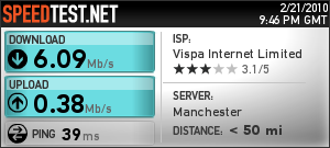 speedtest image