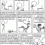 XKCD cartoon number 806
