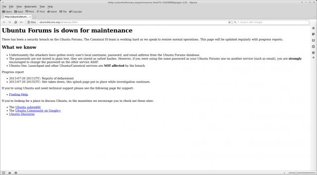 ubuntu-forums-down