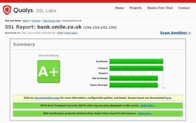 Smile bank